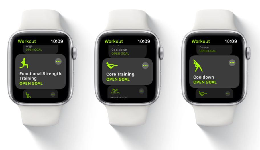 Fitness en el Apple Watch