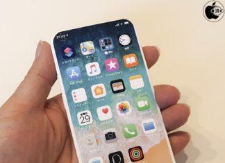 Maqueta de un supuesto iPhone 13