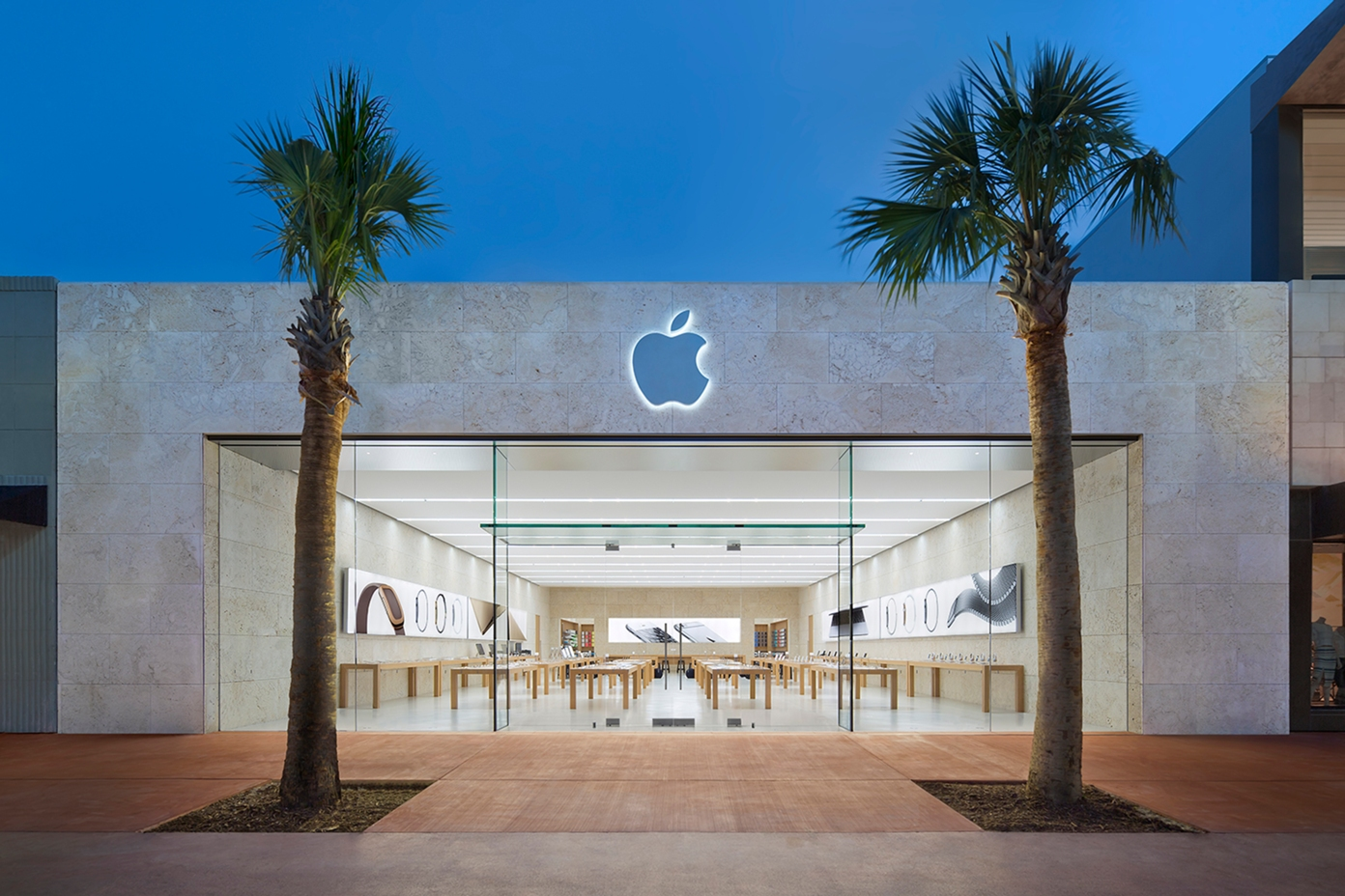 Apple Lincoln Road, en Miami Beach, Florida