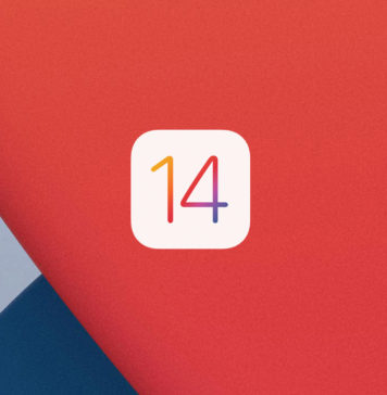 Logo de iOS 14