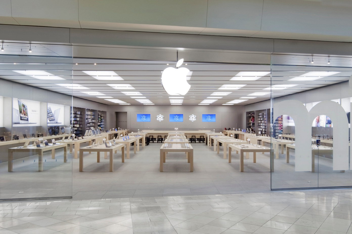Apple Store Millenia, en Florida