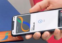 Tarjeta Octopus en un iPhone con Apple Pay