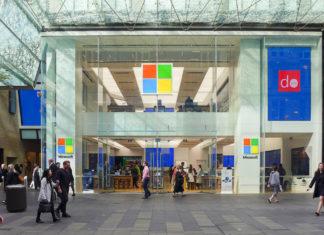 Tienda de Microsoft en Sídney