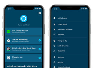Nueva App de Alexa