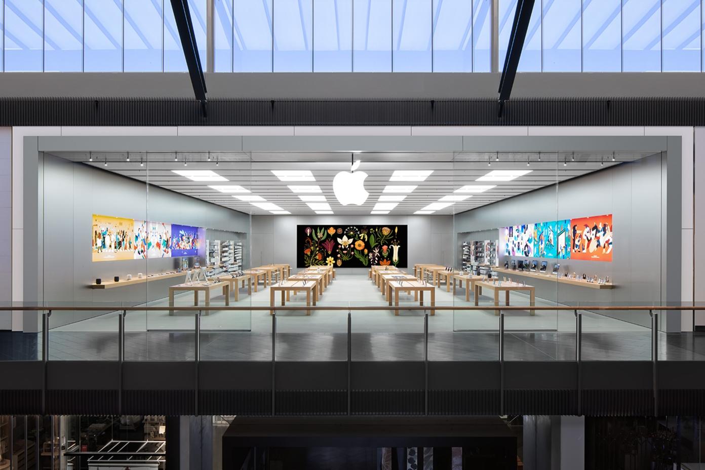 Apple Highpoint, una de las tiendas australianas de Apple