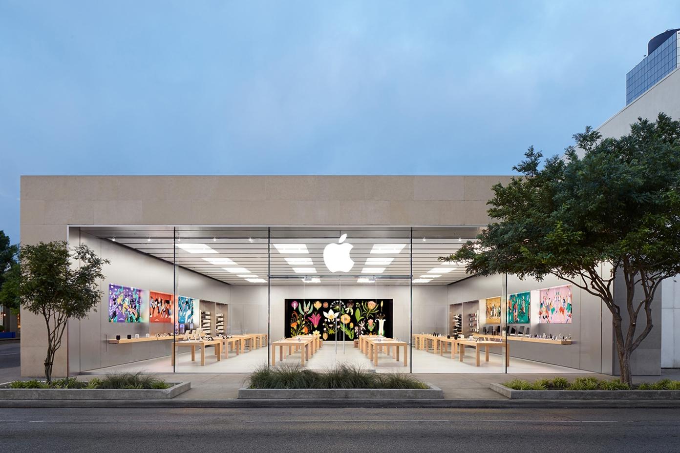 Apple Store de Knox Street, en Dallas