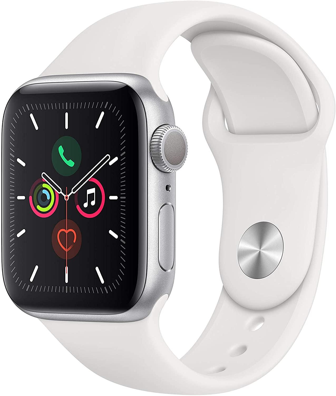 Apple Watch Series 5 plateado