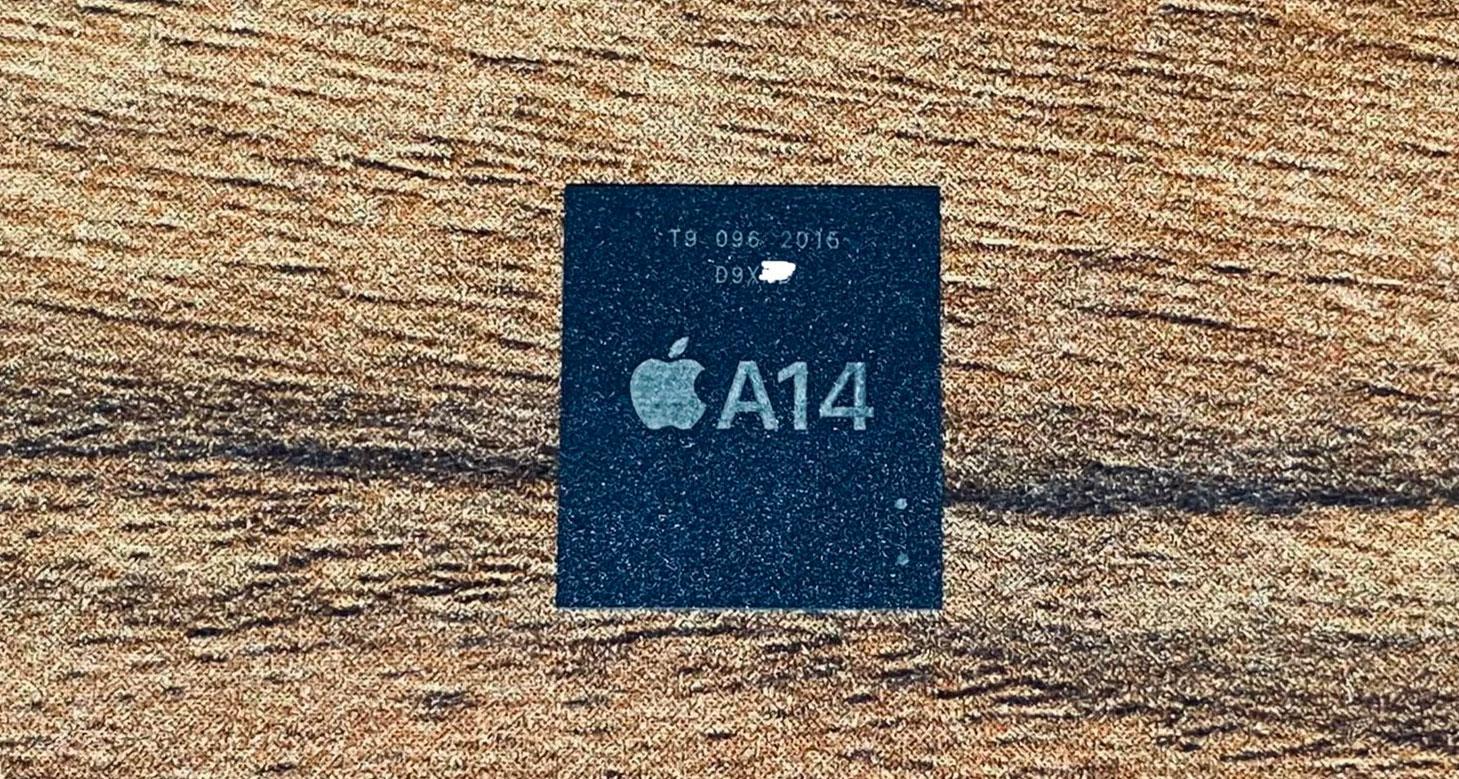 Supuesta RAM del A14
