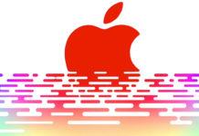 Logo de Apple para la Apple Store de Marina Bay Sands
