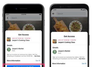 Apple se queda un 30% de esta compra en la App de Facebook