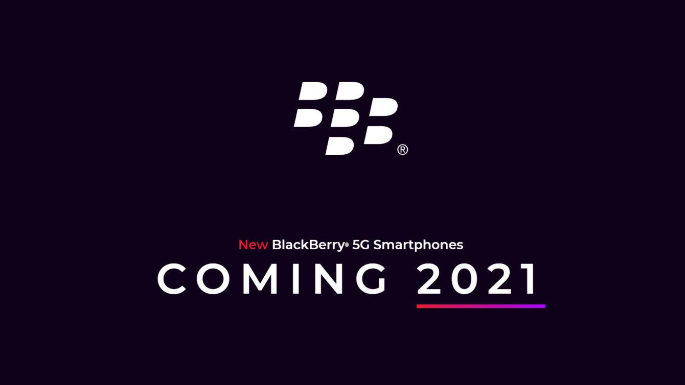 BlackBerry 5G en 2021