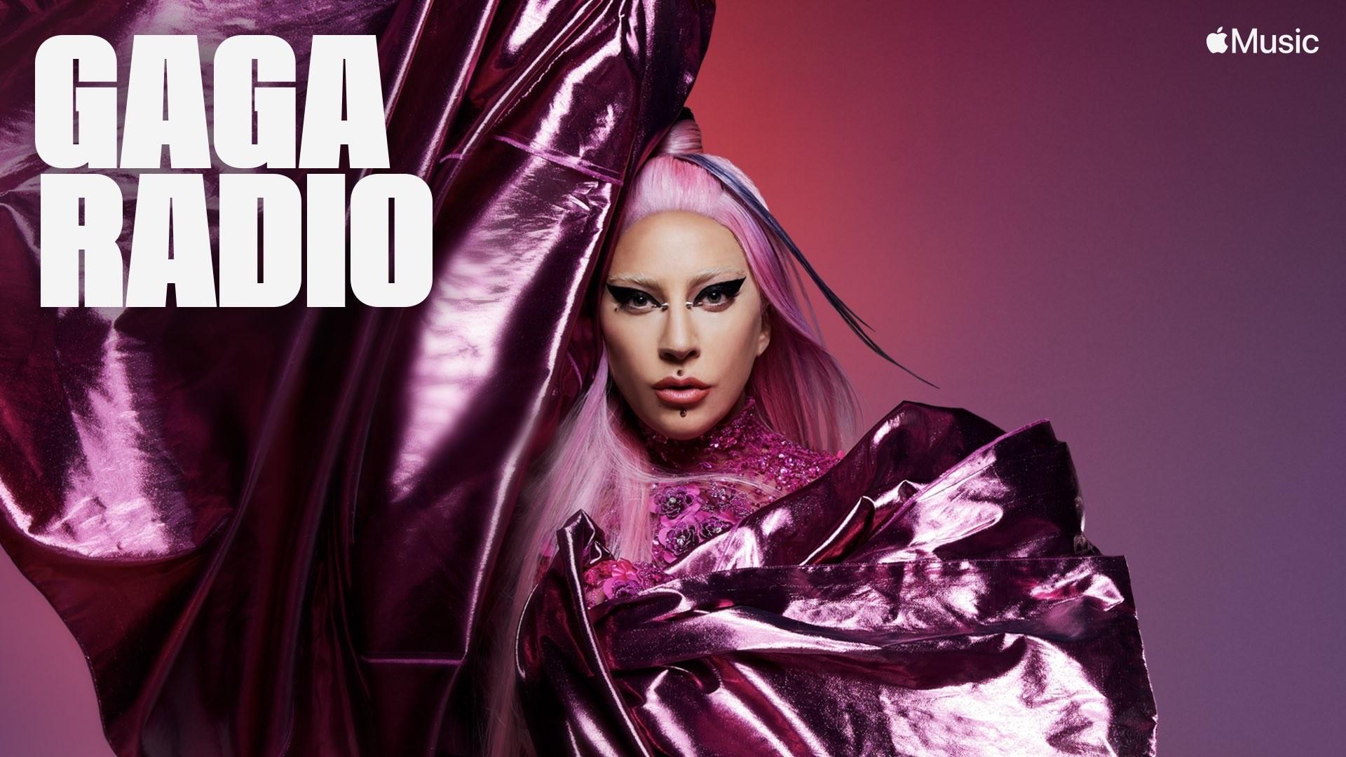 Lady Gaga y su programa Gaga Radio en Apple Music
