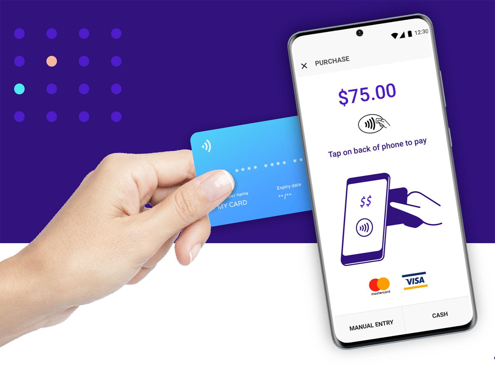 Pagos con NFC de Mobeewave