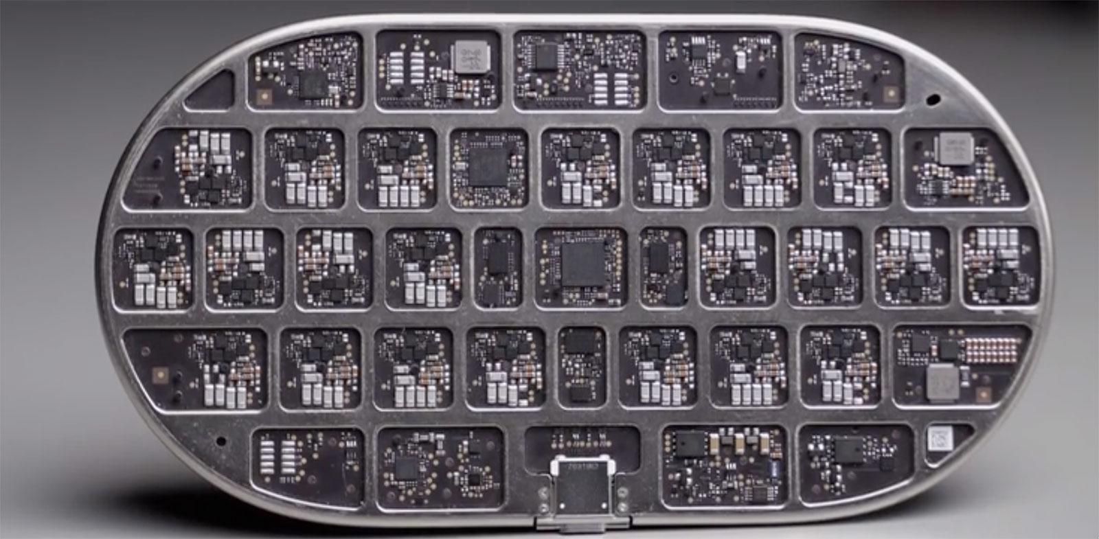 AirPower por dentro