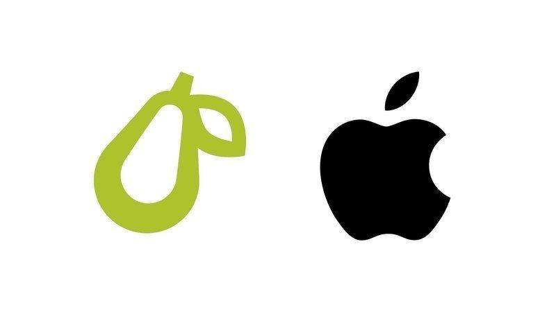Logo de Prepear y Apple