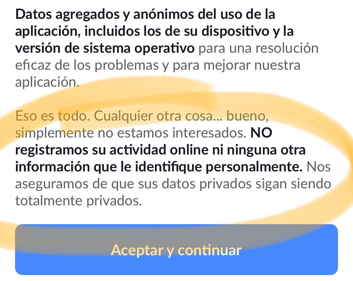 NordVPN te garantiza que no registran ningún dato tuyo