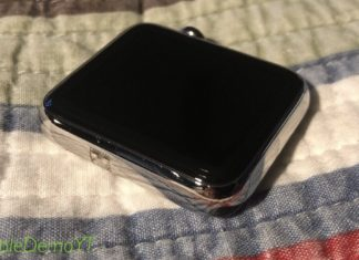 Prototipo de Apple Watch