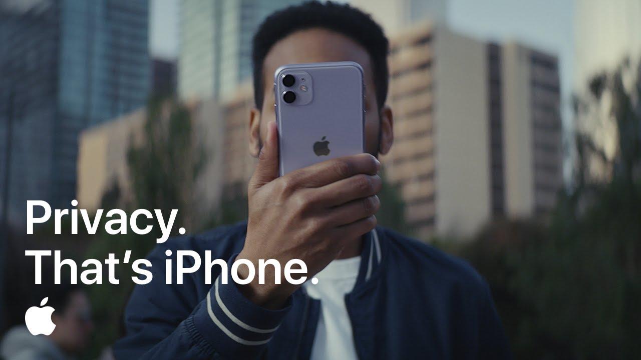 Privacidad en el iPhone