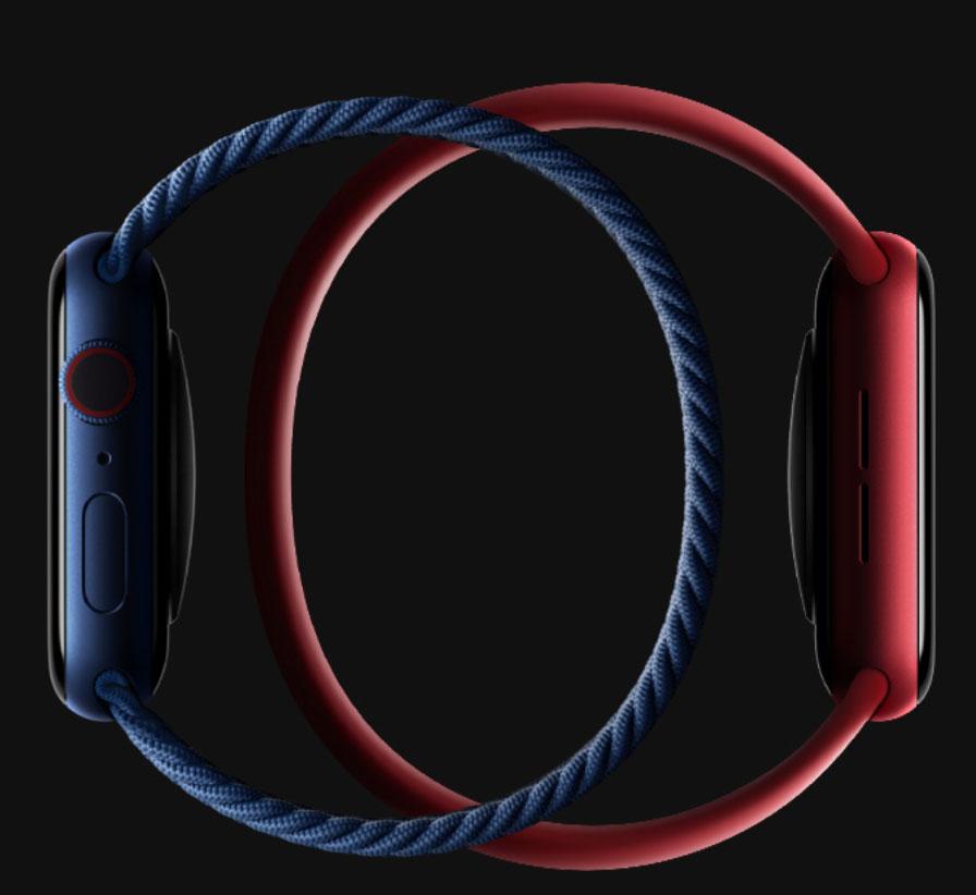 Correas sin cierre para Apple Watch Series 6