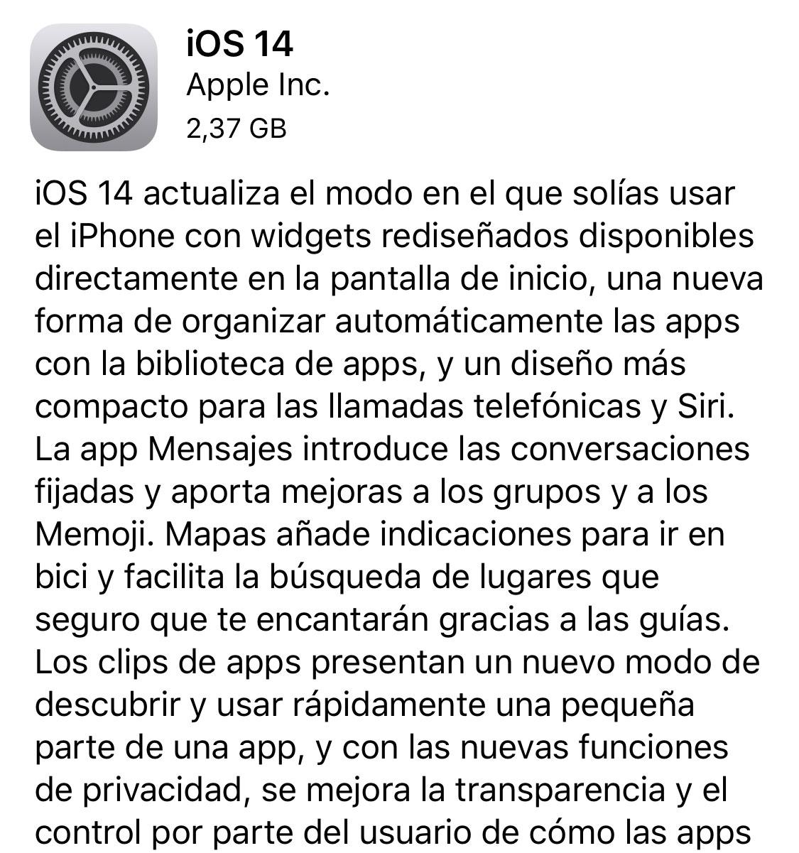 iOS !4