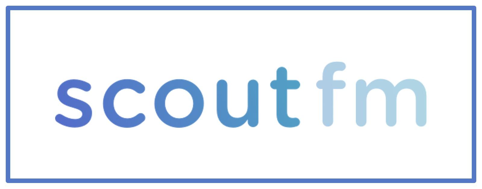 Logo de Scout FM