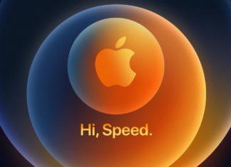 Keynote presentación iPhone 12: Hi, speed