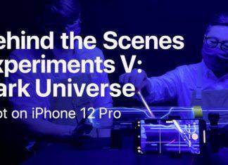 Efectos especiales grabados con un iPhone 12