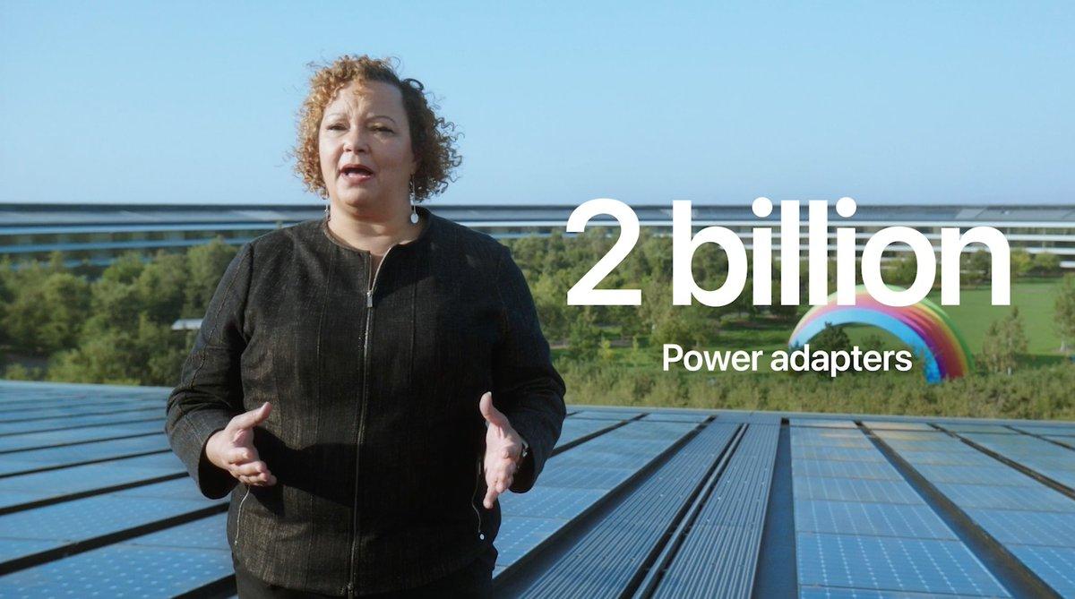 2000 millones de cargadores de Apple ya funcionando en todo el mundo