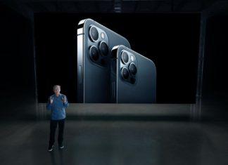 Presentación del iPhone 12 Pro en la Keynote de octubre de 2020