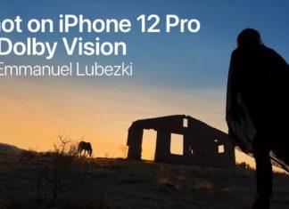 Dolby Vision en el iPhone 12