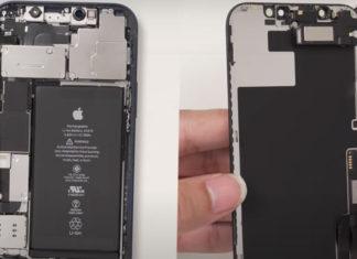 iPhone 12 y iPhone 12 Pro uno al lado de otro