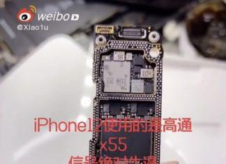 Placa base del iPhone 12
