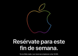 Apple Store a punto de abrirse