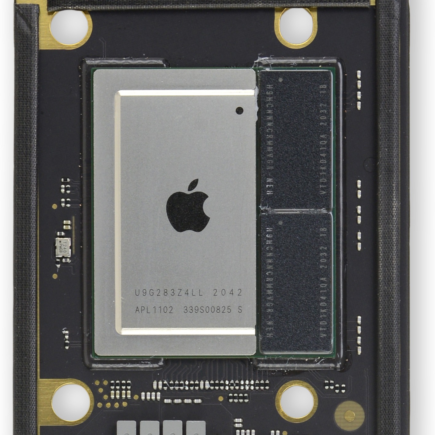 CPU, GPU Y RAM M1 de Apple