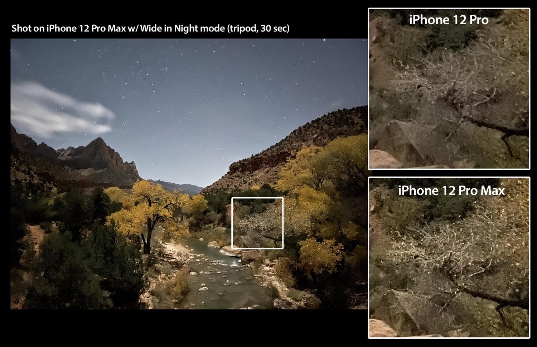 Foto de Austin Mann hecha con el iPhone 12 Pro Max