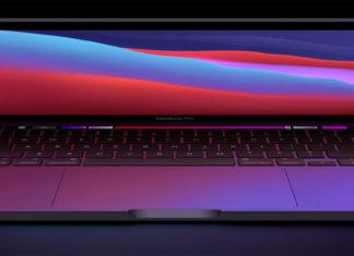 MacBook Pro con procesador M1