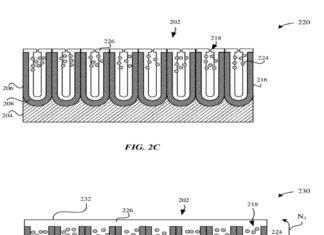 Patente de metales negro mate