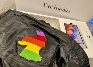 Chaqueta Free Fortnite
