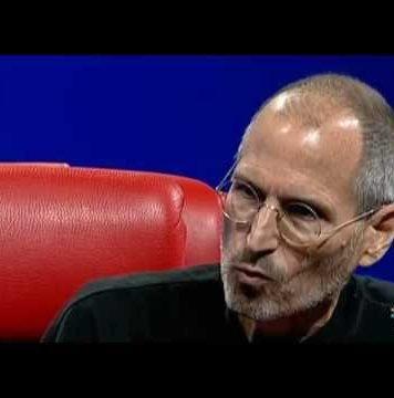 Steve Jobs en All Things Digital del año 2010