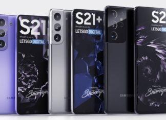 Nuevos Galaxy S21