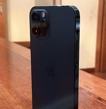 Prototipo de iPhone 12