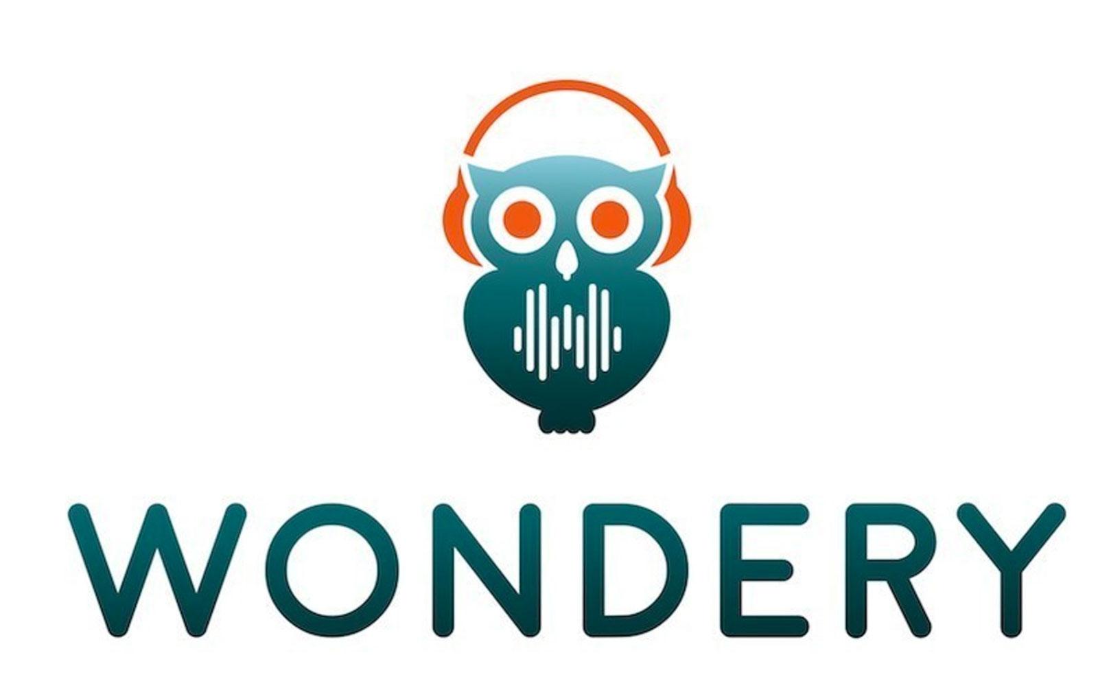 Logo de Wondery