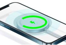 Cargador inalámbrico con MagSafe de AICase