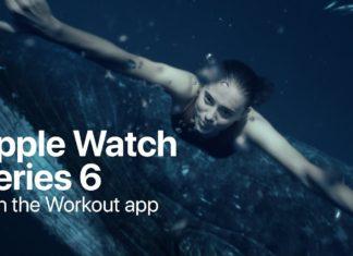 Video promocional Apple Watch Series 6