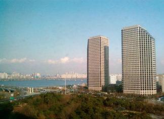 Oficinas centrales de LG Electronics en Yeouido-dong