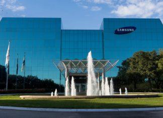 Fábrica de Samsung en Austin, Texas