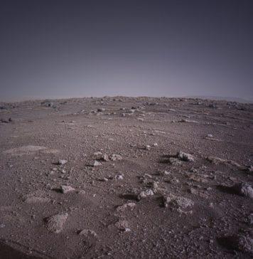 Marte, foto del Perseverance