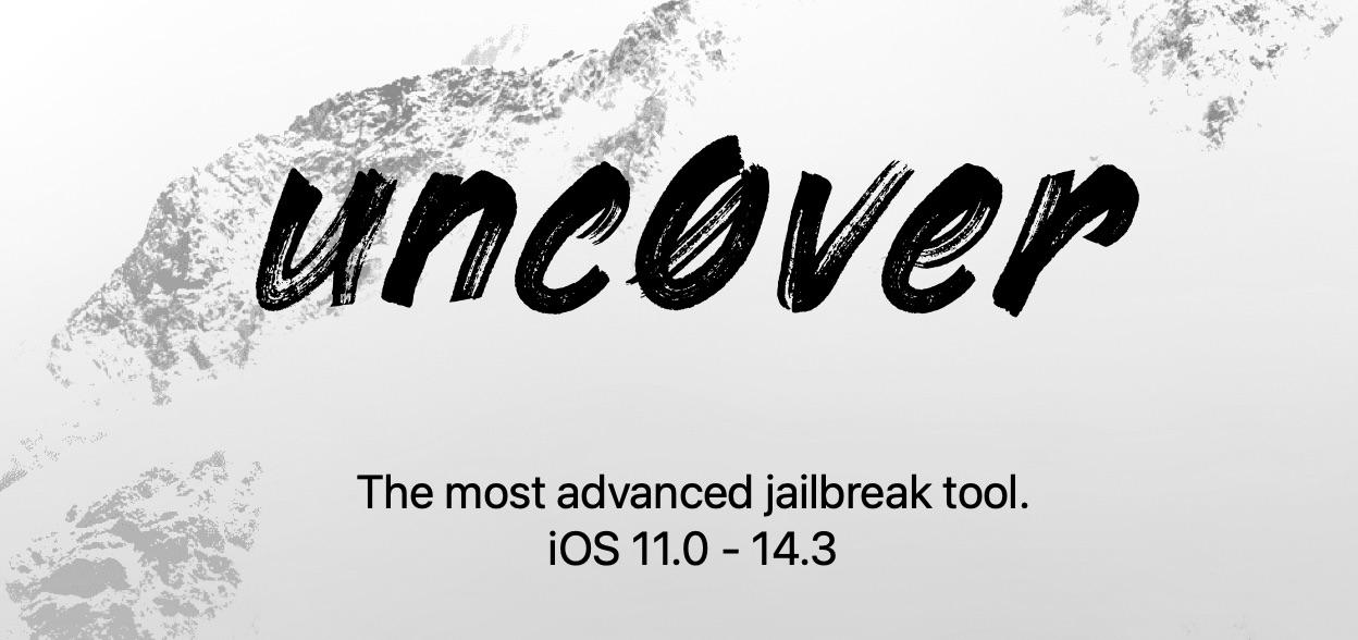 Jailbreak de unc0ver