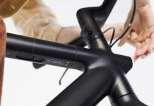 Bicicleta conectada de VanMoof