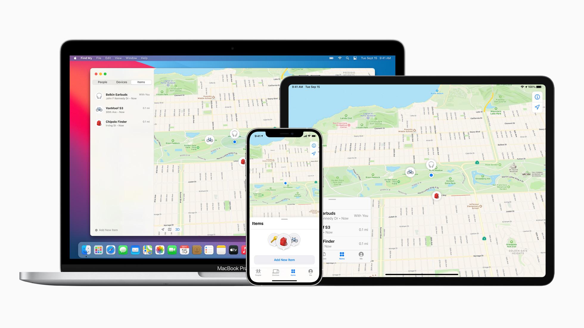 Servicio de búsquedas de Apple